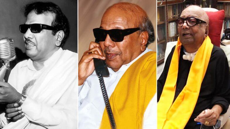 Actors react to M Karunanidhi passing away