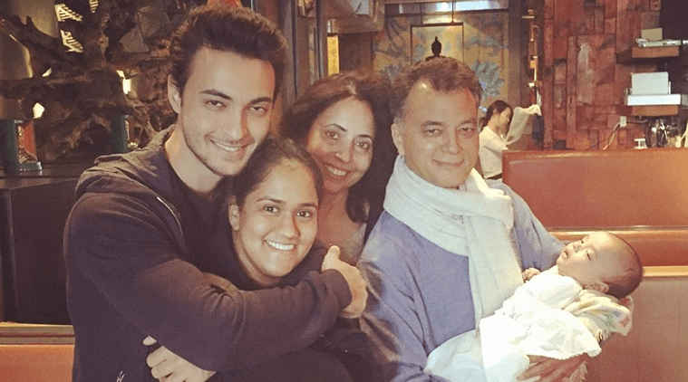 Aayush Sharma's malicious old tweets targeting Salman, Anushka resurfaces