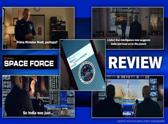 Space Force Review: A Show Hoping To Grow In Season 2
