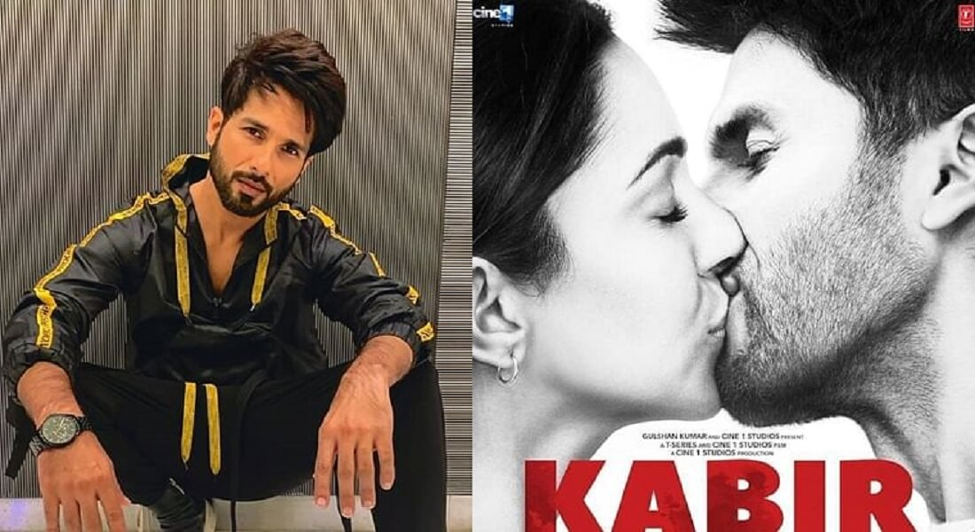 Shahid Kapoor's Kabir Singh becomes the most searched film in 2019 on Google