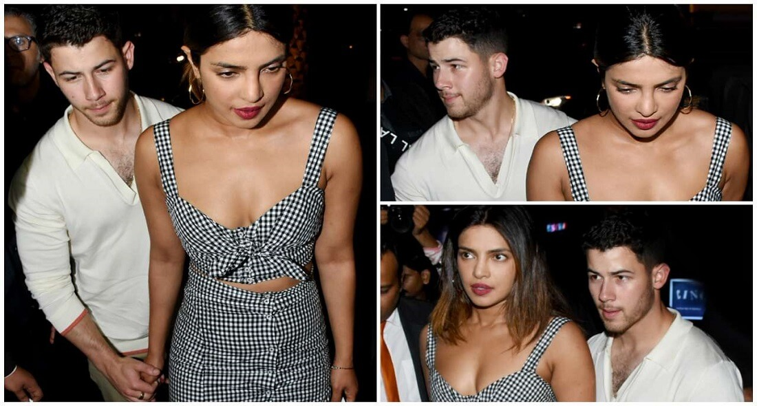 Nick Jonas talks about his relationship with Priyanka Chopra