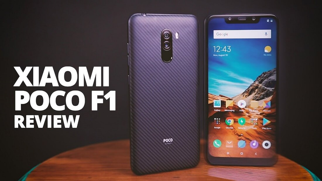 Xiaomi Poco F1 Review - Budget phone to compete with Flagships
