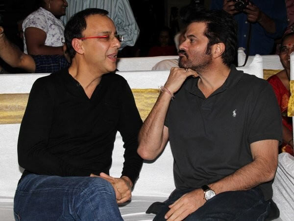 Anil Kapoor was the perfect choice: Vidhu Vinod Chopra