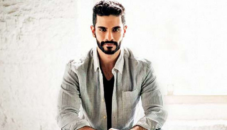 Angad Bedi talks about the people he wants to work in the future with