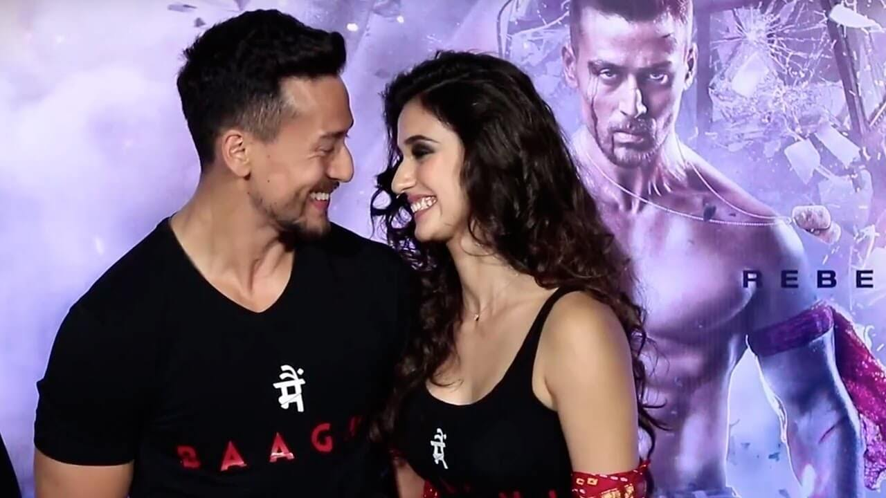 Is Disha Patani dating Tiger Shroff?