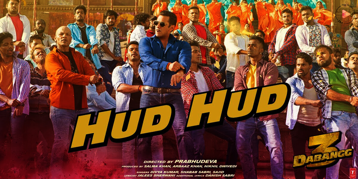 Salman Khan's first video of song Hud Hud from Dabangg 3 is out