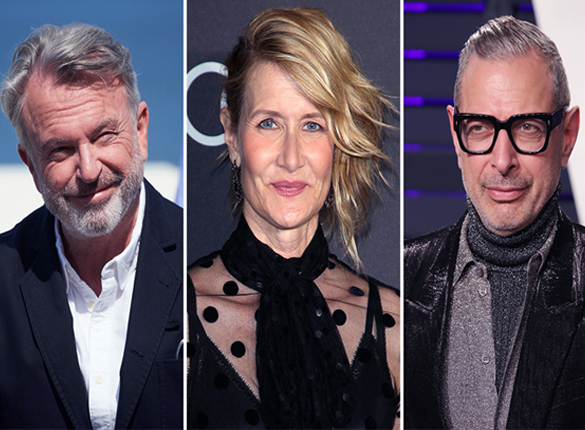 Details about Laura Dern, Sam Neill, and Jeff Goldblum's roles shared by Jurassic World: Dominion director
