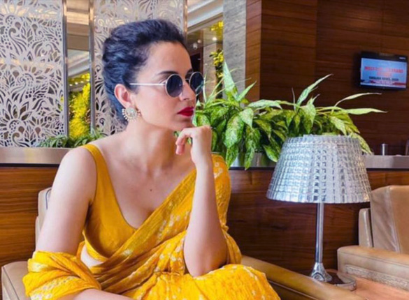 Kangana Ranaut finds a new friend in the little bird that sings in her balcony