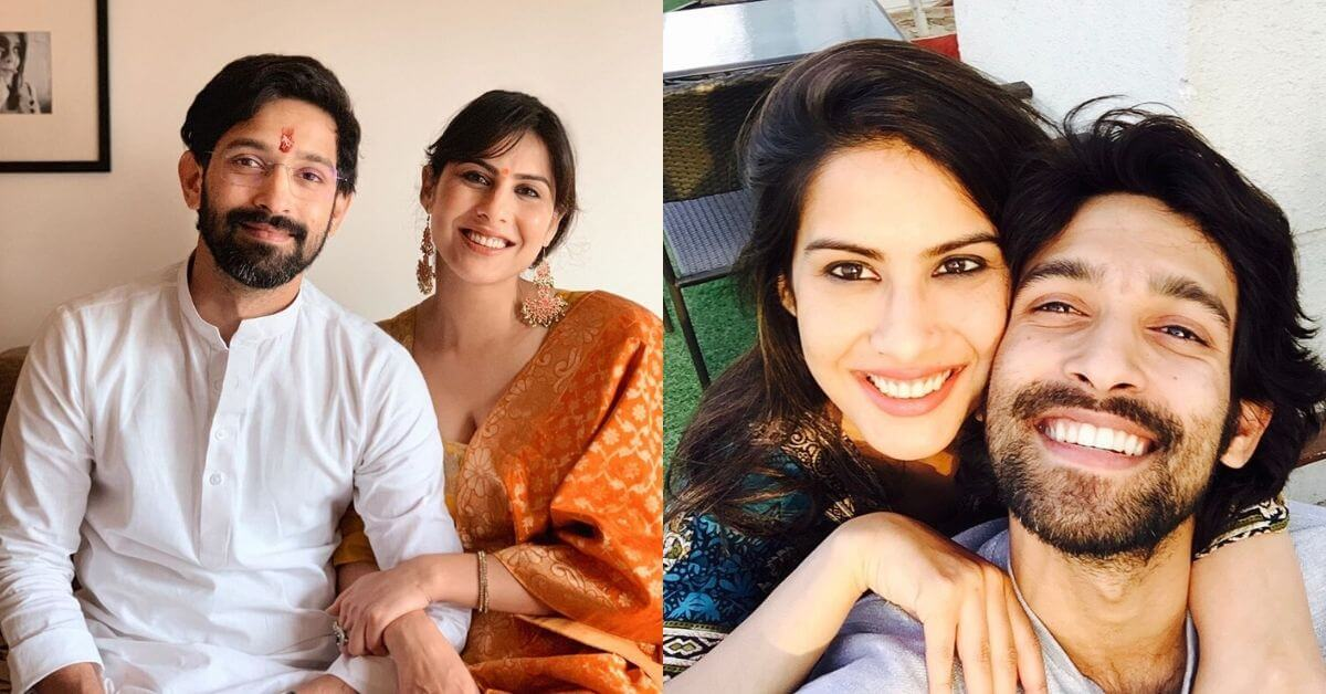 Actor Vikrant Massey confirms engagement to Girlfriend Sheetal Thakur