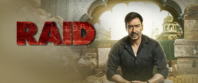 Box office collection of Raid Movie