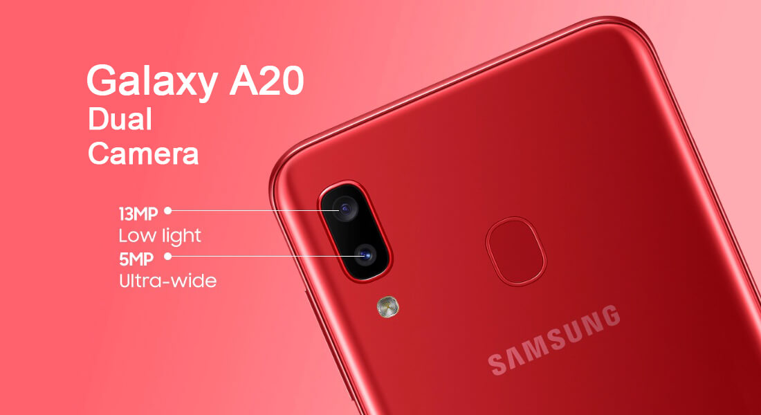 Samsung Galaxy A20 First Sale Today, Priced at Rs 13000
