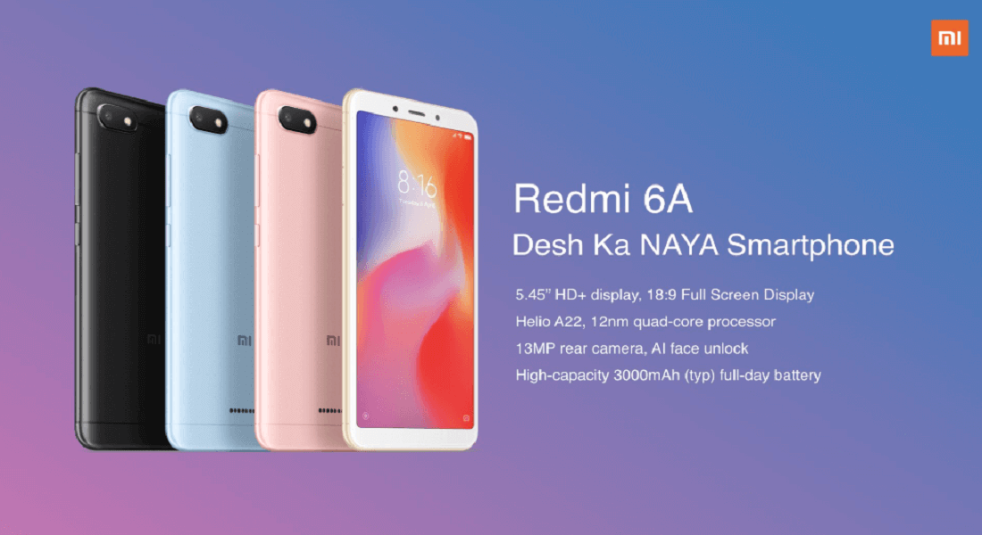 Xiaomi Redmi 6A Review - A budget phone