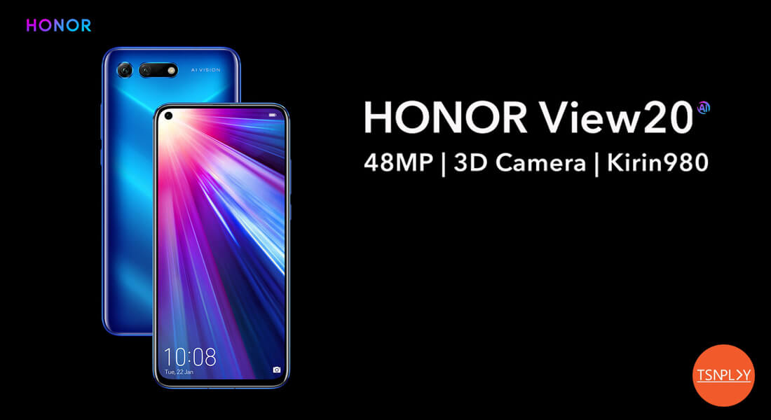 Honor View 20 Future smartphone Review - Design, Camera and Performance