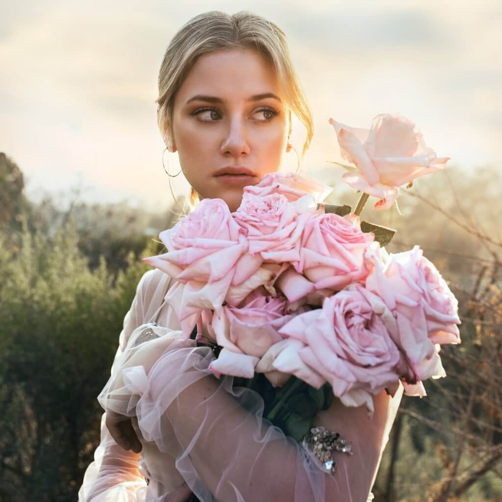 Lili Reinhart asks people to look out for 'mental health warning signs'