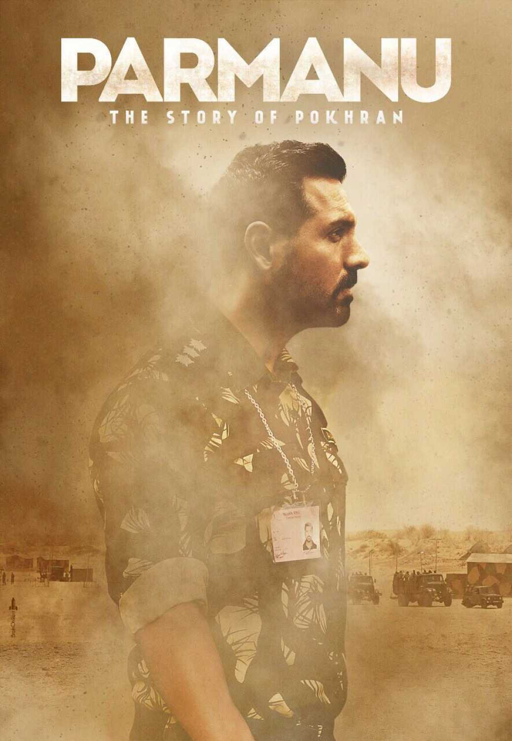 "John Abraham had to ""deconstruct"" himself for ""Parmanu"""