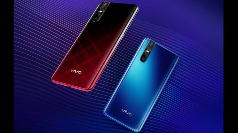 8 GB RAM of Vivo V15 Pro and 128 GB Storage Veriant Launched in India