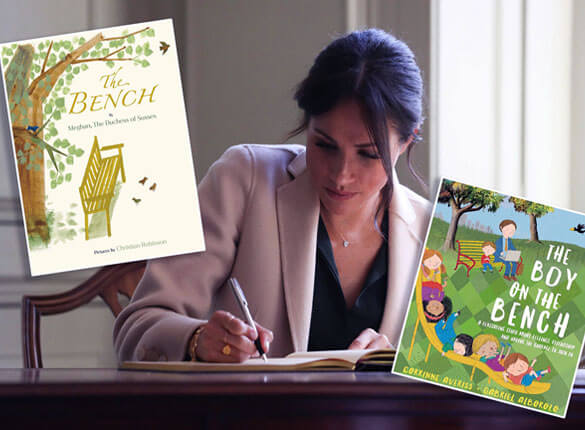 Meghan Markle donates 2000 copies of her book The Bench to facilities across US