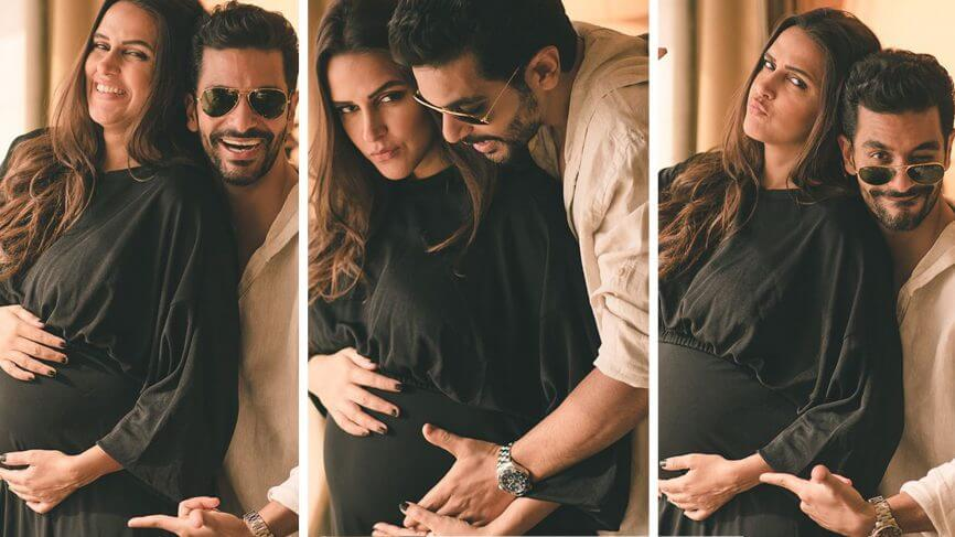 Neha Dhupia breaks silence on hiding pregnancy for 6 months