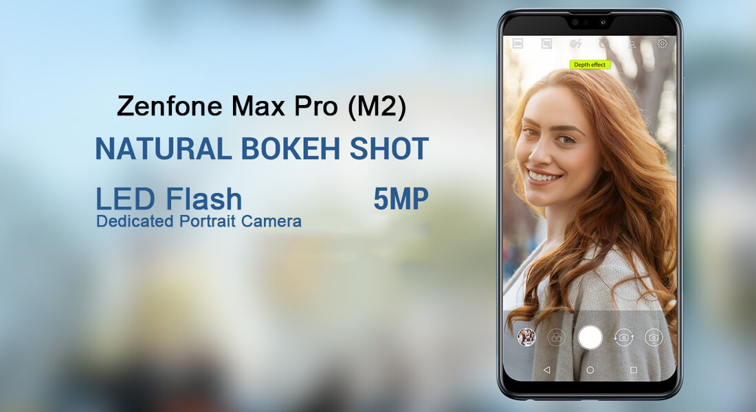 Asus ZenFone Max Pro M2 Review - Design, Display and Camera