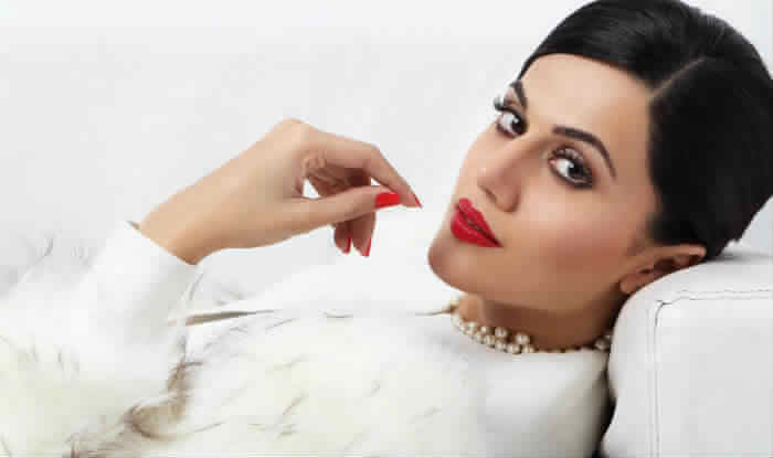Taapsee Pannu: Playing the role of a Lawyer is challenging
