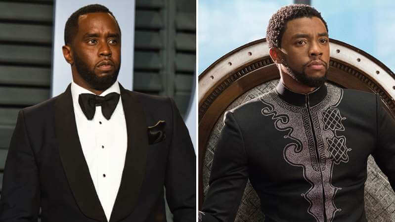 Black Panther is just a cruel experiment: Sean Diddy