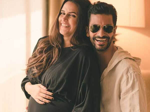 Angad Bedi shares excitement about expanding his family