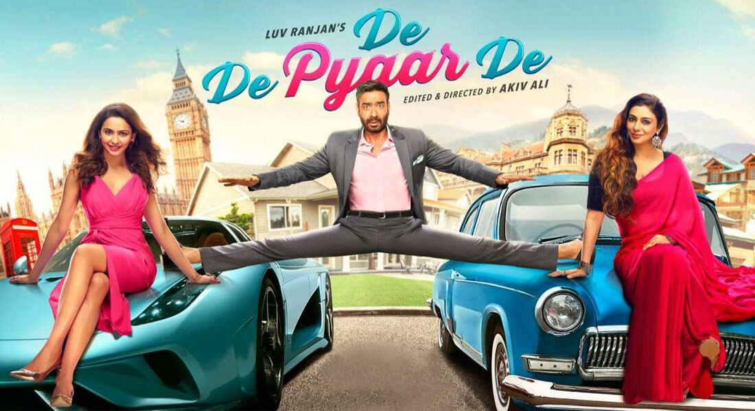 Movie Review: De De Pyaar De Reviews, Cast and Release Date, Box Office Collection