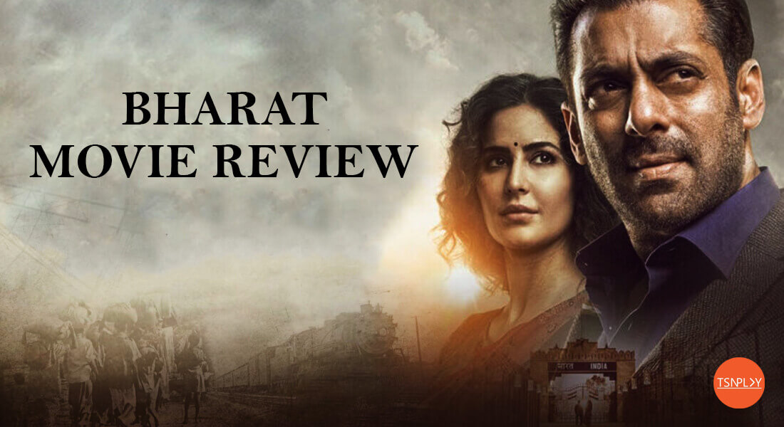 Bharat Movie Review: Entertainment With Salman's Adventure Amidst Nation Building