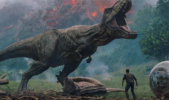 Jurassic World: Fallen Kingdom to Bite Off $140M in Overseas Bow