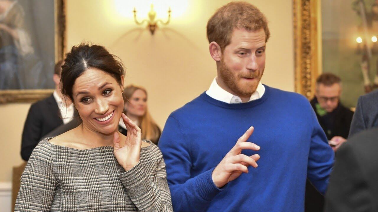 Prince Harry and Meghan Markle might have a Haunted House!