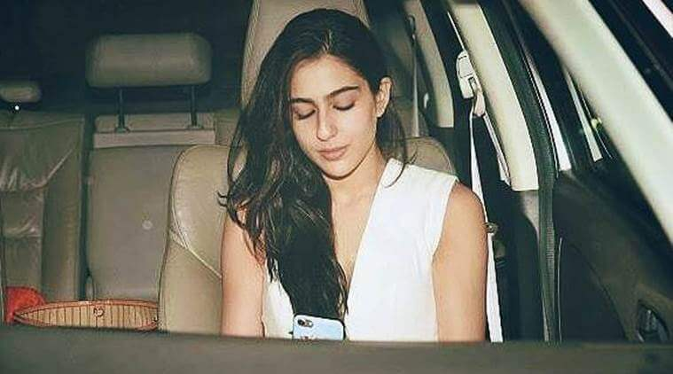Sara Ali Khan says she's still a normal girl from a normal household