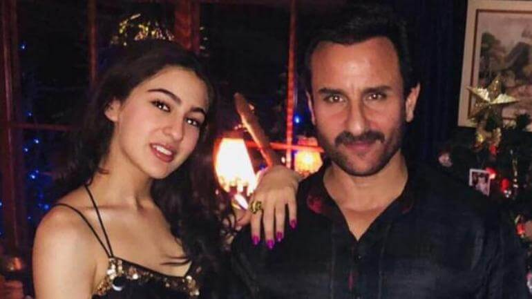 Saif Ali Khan on daughter Sara Ali Khan: She's way better than I was
