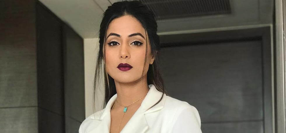 I consider myself to be really lucky: Hina Khan