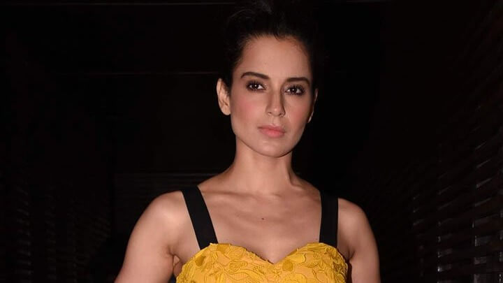 Kangana Ranaut responds to Rani Mukerji's MeToo comment
