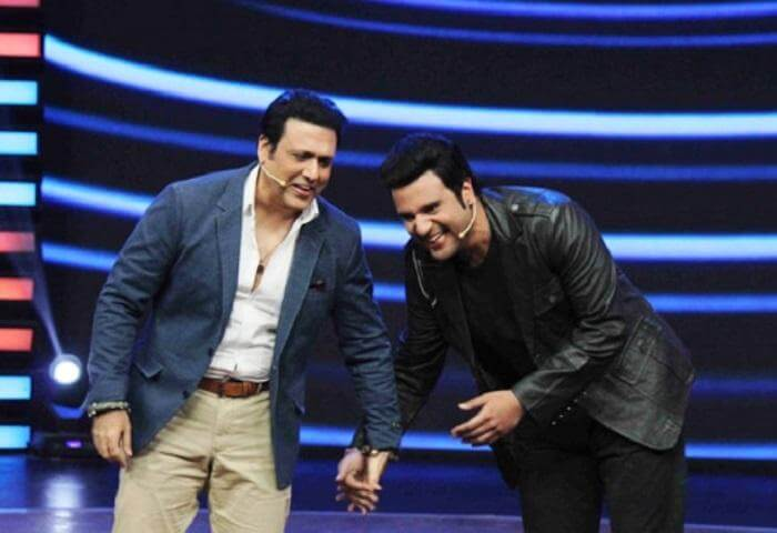 Krushna Abhishek hopes to reconcile with Govinda