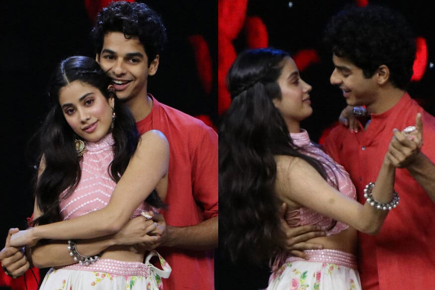 Ishaan Khatter responds to dating rumours with Janhvi Kapoor