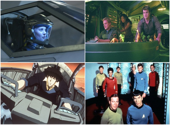 Space Movies & Shows You Can Binge-Watch This Extended Weekend