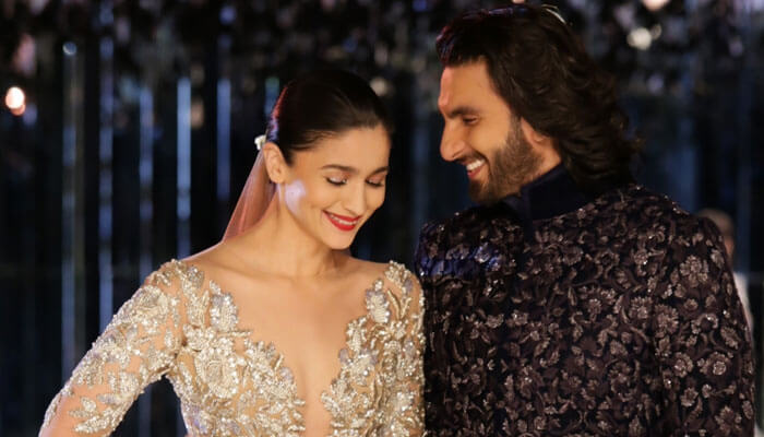 Actor Ranveer Singh is all praise for his co-star Alia Bhatt