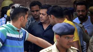 Salman Khan gets bail in black buck poaching case; Celebration amongst fans
