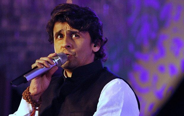 """I am not here to impress anyone"": Sonu Nigam"