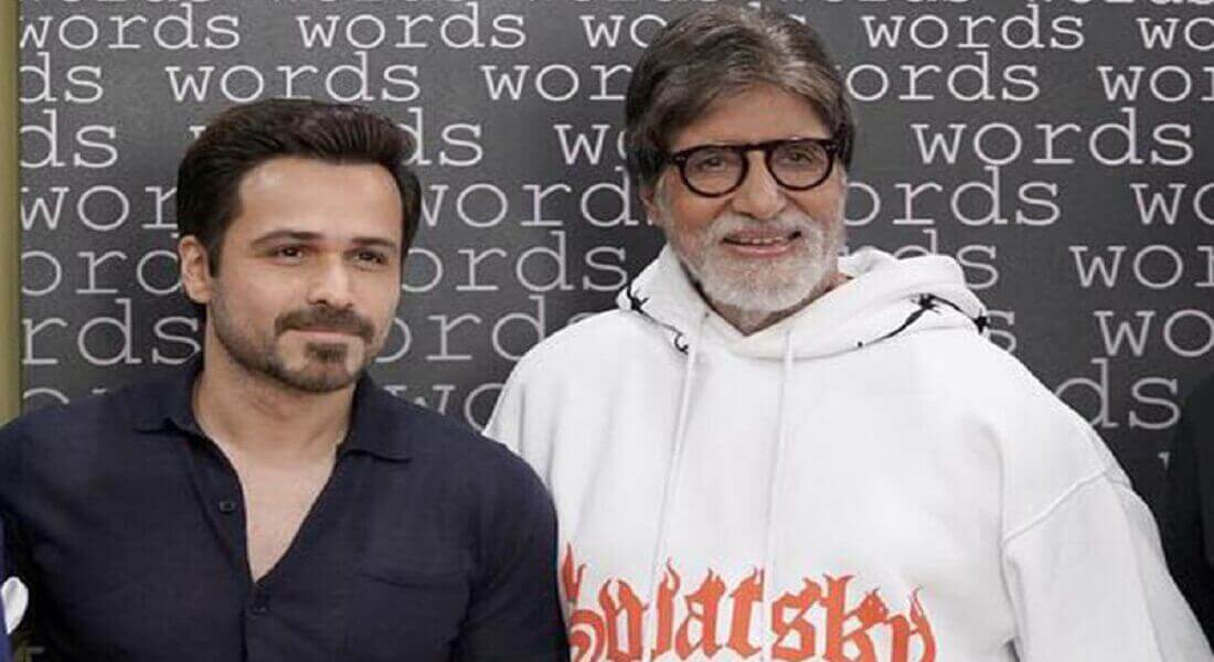 Emraan Hashmi's film 'Chehre' Shooting Wraps up Before Time