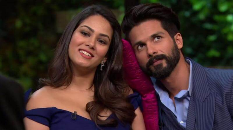 Shahid's pose at Madame Tussauds was finalized by his wife, Mira Kapoor