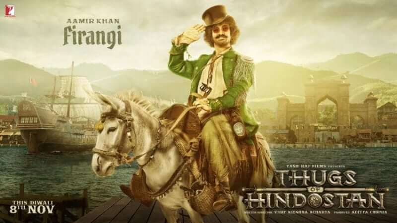 I take full responsibility for the failure of Thugs of Hindostan: Aamir Khan