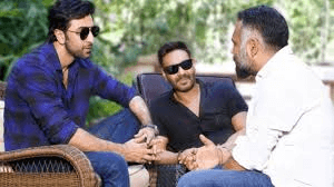 Ranbir and Ajay Devgn Are Excited To Work Together!