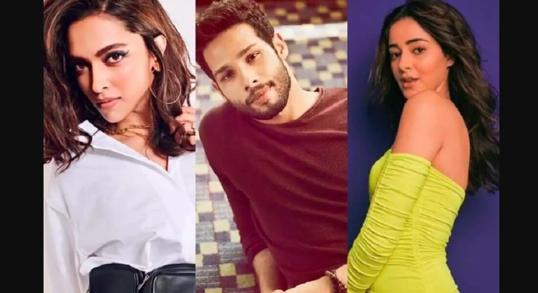 Ananya Pandey will be the second lead in Deepika Padukone & Siddhant Chaturvedi's love story