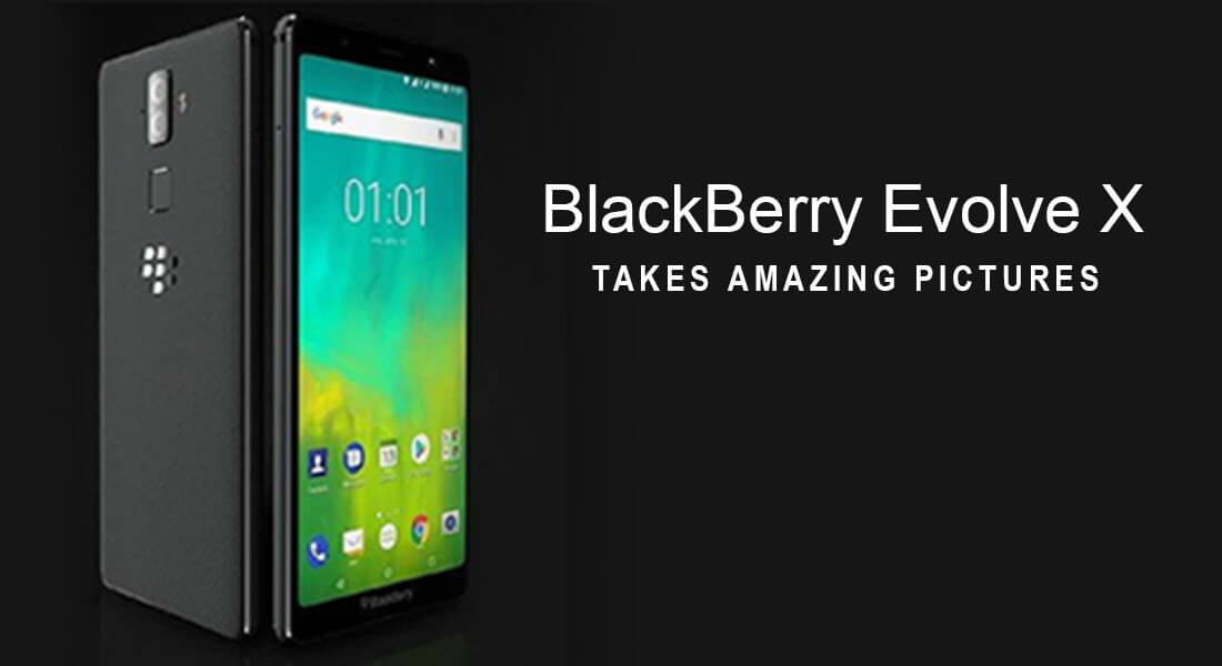 Blackberry Evolve X Review - Design, Camera and performance